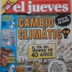 Coleccionismo de Revista El Jueves: REVISTA EL JUEVES - NÚMERO 1537 - 2006. Lote 219009196
