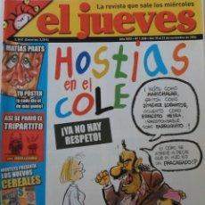 Coleccionismo de Revista El Jueves: REVISTA EL JUEVES - NÚMERO 1538 - 2006. Lote 219009298