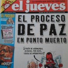 Coleccionismo de Revista El Jueves: REVISTA EL JUEVES - NÚMERO 1539 - 2006. Lote 219009510
