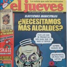 Coleccionismo de Revista El Jueves: REVISTA EL JUEVES - NÚMERO 1564 - 2007. Lote 219010446