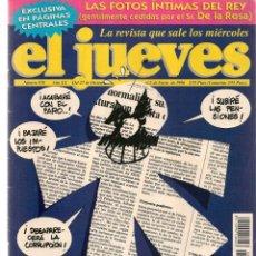 Coleccionismo de Revista El Jueves: EL JUEVES. Nº 970. INOCENTADAS DEL ´96. 27 DCBRE. 1995. (P/B9). Lote 221389813