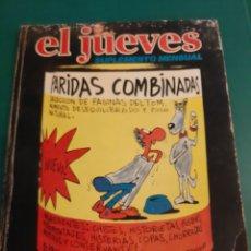 Coleccionismo de Revista El Jueves: EL JUEVES SUPLEMENTO MENSUAL PARIDAS COMBINADAS TOM 1979. Lote 221697698