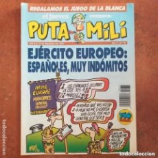 Coleccionismo de Revista El Jueves: PUTA MILI NUM 76. Lote 221747335