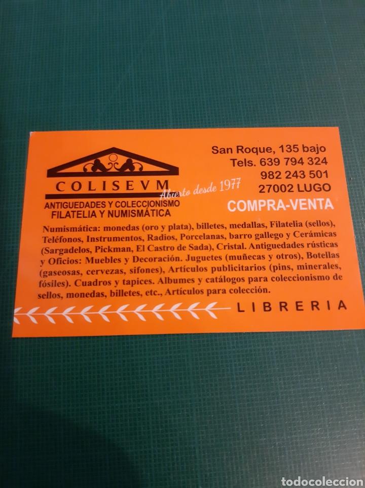Coleccionismo de Revista El Jueves: EL JUEVES EXTRA VACACIONES NUMERADA 580 Sin baraja 1988 LIBRERIA O ALMACÉN DO COLISEVM - Foto 2 - 221775790