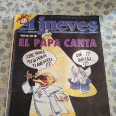 Coleccionismo de Revista El Jueves: REVISTA EL JUEVES (AÑO XVIII, DEL 6 AL 12 DE ABRIL DE 1994, N° 880). Lote 222200396
