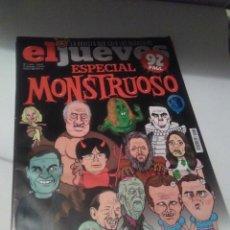 Coleccionismo de Revista El Jueves: EL JUEVES Nº 2162 , ESPECIAL MONSTRUOSO .. Lote 222583248