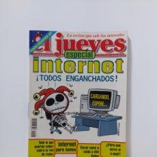 Coleccionismo de Revista El Jueves: EL JUEVES 1196. Lote 222602190