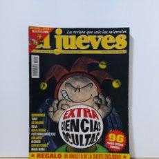 Coleccionismo de Revista El Jueves: EL JUEVES 1114 EXTRA CIENCIAS OCULTAS. Lote 222603148