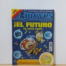 Coleccionismo de Revista El Jueves: EL JUEVES 1193 EXTRA EL FUTURO YA ESTA AQUI. Lote 222603636