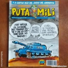 Coleccionismo de Revista El Jueves: PUTA MILI NUM 61. Lote 222666342