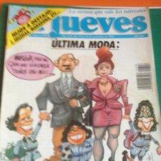 Coleccionismo de Revista El Jueves: EL JUEVES 808 - 18 AL 24 NOVIEMBRE 1992 LOS HIJOS NATURALES. Lote 222786613
