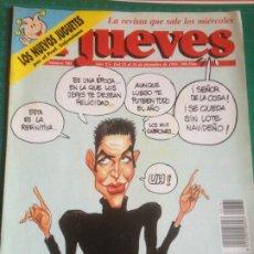 Coleccionismo de Revista El Jueves: EL JUEVES 761 - 25 AL 31 DICIEMBRE 1991 - NAVIDAD. Lote 222854386