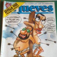 Coleccionismo de Revista El Jueves: EL JUEVES 662 -31 ENERO AL 6 FEBRERO 1990 - PERO ESTO QUE ES? - SEVILLA VICE PARTE I. Lote 222855645