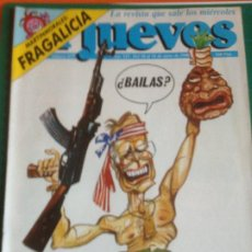 Coleccionismo de Revista El Jueves: EL JUEVES 659 -10 AL 16 ENERO 1990 -LA RAMBADA EN PANAMA. Lote 222855713