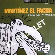 Coleccionismo de Revista El Jueves: EL JUEVES PRESENTA - NUEVOS PENDONES - Nº 12 -. Lote 226048630