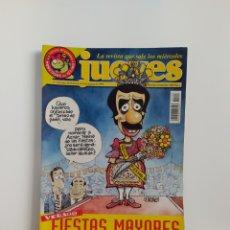 Coleccionismo de Revista El Jueves: EL JUEVES 1107. Lote 227808165