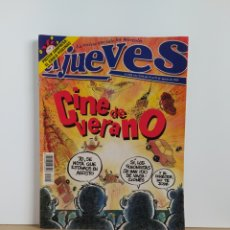 Coleccionismo de Revista El Jueves: EL JUEVES 1108. Lote 227808485