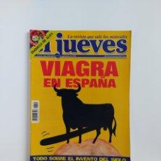 Coleccionismo de Revista El Jueves: EL JUEVES 1111. Lote 227814545