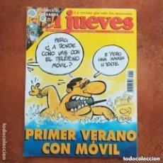 Coleccionismo de Revista El Jueves: EL JUEVES NUM 999 PRIMER VERANO CON MOVIL. Lote 227986726