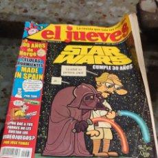 Coleccionismo de Revista El Jueves: REVISTA EL JUEVES (AÑO XXX, DEL 6 AL 12 DE JUNIO DE 2007, N° 1567). Lote 228066860
