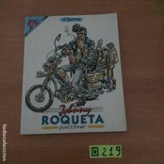Coleccionismo de Revista El Jueves: JUEVES JOHNNY ROQUETA. Lote 234026270