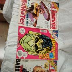 Coleccionismo de Revista El Jueves: LOTE 15 REVISTAS - EL JUEVES. Lote 234176445