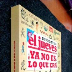 Coleccionismo de Revista El Jueves: ESPECIAL 1977-2012 -CONTIENE 5 NÚMEROS RETAPADO DE PENDONES DEL HUMOR - 72, 97, 105, 122 Y 135 FOTOS. Lote 234645650