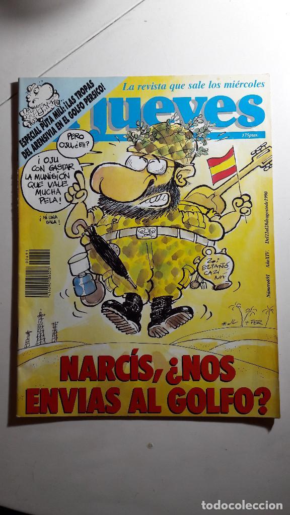 Coleccionismo de Revista El Jueves: Lote de 14 revistas El Jueves - Foto 7 - 234923645