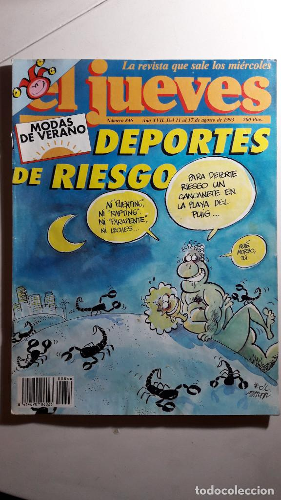 Coleccionismo de Revista El Jueves: Lote de 14 revistas El Jueves - Foto 14 - 234923645
