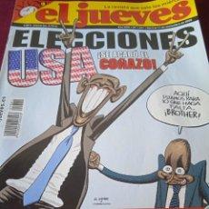 Coleccionismo de Revista El Jueves: EL JUEVES. AÑO XXXI. Nº 1641. 2008. Lote 235638040