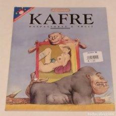 Coleccionismo de Revista El Jueves: PENDONES DEL HUMOR Nº 122 -KAFRE. ABULI DASPASTORAS -EL JUEVES AÑO 1995. Lote 236213160