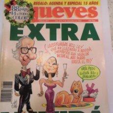 Coleccionismo de Revista El Jueves: REVISTA EL JUEVES NUMERO 811 - EXTRA NAVIDAD 1992. Lote 236219670