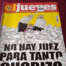 Coleccionismo de Revista El Jueves: EL JUEVES. AÑO XXXVI. Nº 1882. 2013. Lote 236507160