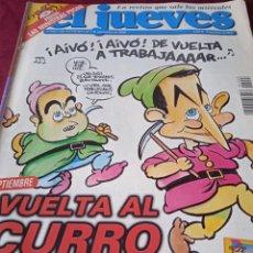 Coleccionismo de Revista El Jueves: EL JUEVES. AÑO XXVII. Nº 1423. 2004. Lote 236512535