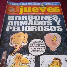 Coleccionismo de Revista El Jueves: EL JUEVES. AÑO XXXV. Nº 1821. 2012. Lote 236512810