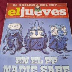 Coleccionismo de Revista El Jueves: EL JUEVES. AÑO XXXVI. Nº 1862. 2013. Lote 236513275