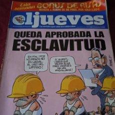 Coleccionismo de Revista El Jueves: EL JUEVES. AÑO XXXV. Nº 1813. 2012. Lote 236513580