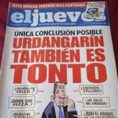 Coleccionismo de Revista El Jueves: EL JUEVES. AÑO XXXV. Nº 1814. 2012. Lote 236513765