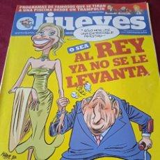 Coleccionismo de Revista El Jueves: EL JUEVES. AÑO XXXV. Nº 1868. 2013. Lote 236514115