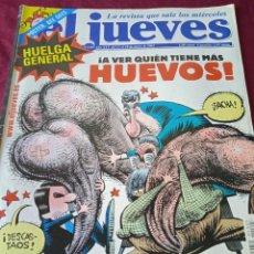 Coleccionismo de Revista El Jueves: EL JUEVES. AÑO XXV. Nº 1307. 2002. Lote 236514595
