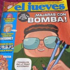 Coleccionismo de Revista El Jueves: EL JUEVES. AÑO XXIX. Nº 1535. 2006. Lote 236514830
