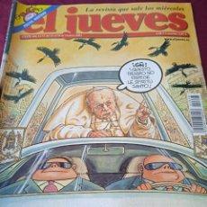 Coleccionismo de Revista El Jueves: EL JUEVES. AÑO XXVI. Nº 1378. 2003. Lote 236515530