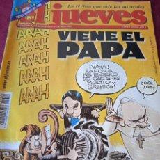 Coleccionismo de Revista El Jueves: EL JUEVES. AÑO XXVI. Nº 1353. 2003. Lote 236516670