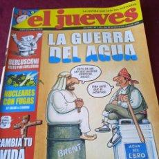 Coleccionismo de Revista El Jueves: EL JUEVES. AÑO XXXI. Nº 1614. 2008. Lote 236518130