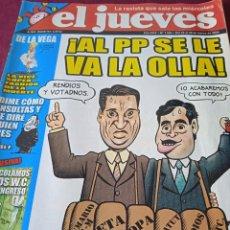 Coleccionismo de Revista El Jueves: EL JUEVES. AÑO XXIX. Nº 1504. 2006. Lote 236523315