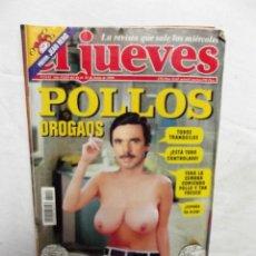 Collectionnisme de Magazine El Jueves: REVISTA EL JUEVES Nº 1151 JUNIO 1999 POLLOS DROGAOS. Lote 237728400