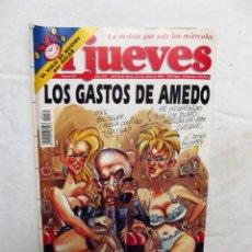 Collectionnisme de Magazine El Jueves: REVISTA EL JUEVES Nº 931 MARZO - ABRIL 1995 LOS GASTOS DE AMEDO. Lote 237737795