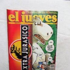Collectionnisme de Magazine El Jueves: REVISTA EL JUEVES Nº 853 SEPTIEMBRE - OCTUBRE 1993 EXTRA JURASICO. Lote 237741890