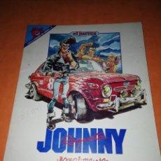 Coleccionismo de Revista El Jueves: JOHNNY ROQUETA. COLECCION PENDONES DEL HUMOR Nº 16 . EL JUEVES.. Lote 237905840