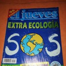 Coleccionismo de Revista El Jueves: EL JUEVES. Nº 958 EXTRA ECOLOGIA.. Lote 237908630